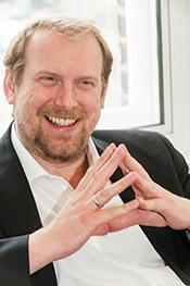 Jonathan Carr-West, Chief Executive, LGiU