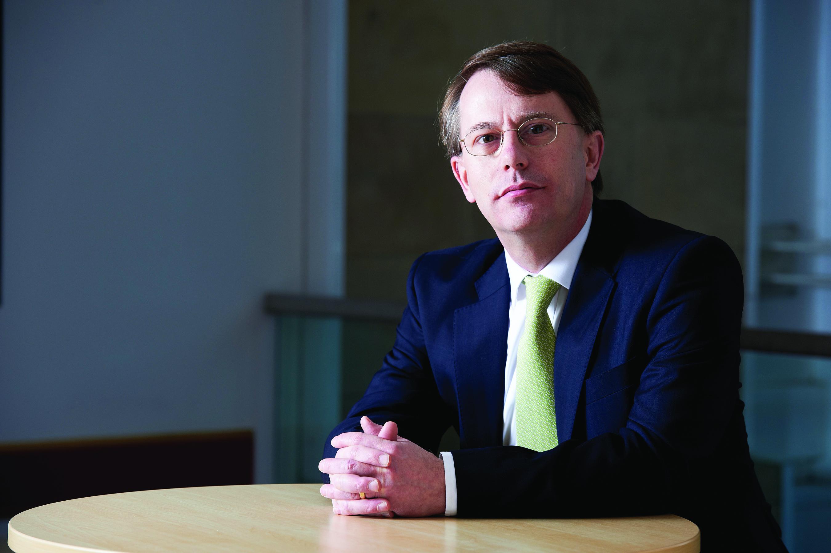 Paul Baumann, NHS England