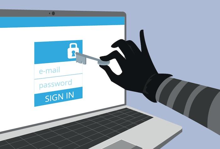 Online security threats