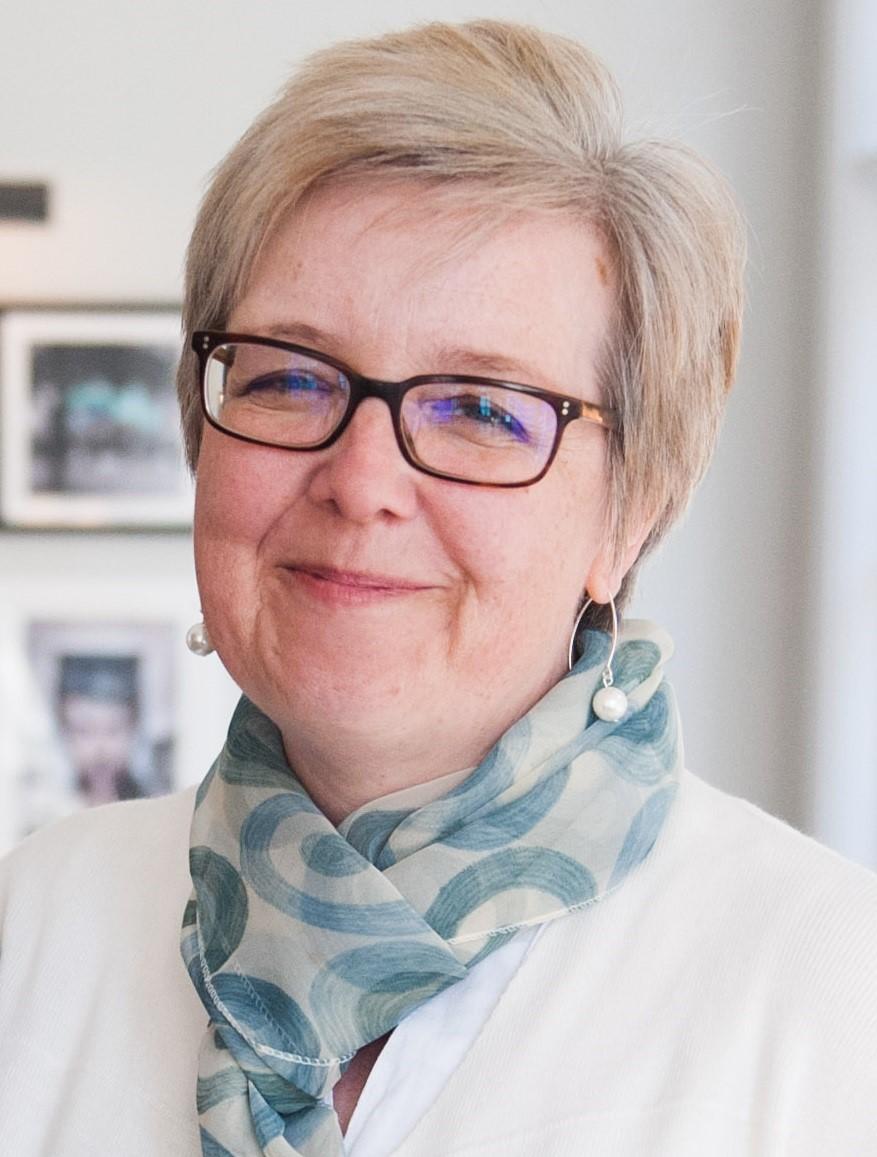 Karen Grave, president of Public Services People Managers Association