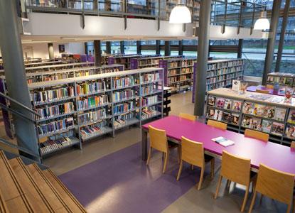 LibraryALAMY
