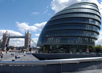 London Assembly building