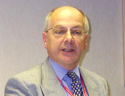 Former LGA chair Jeremy Beecham