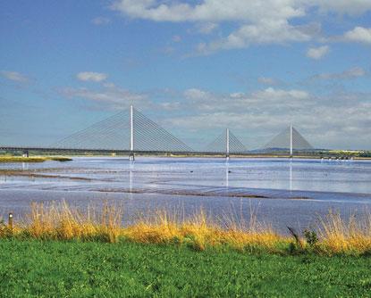 MerseyGateway bridge