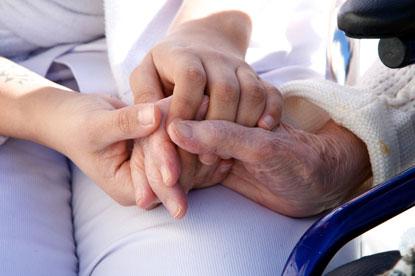 Social care funding older people
