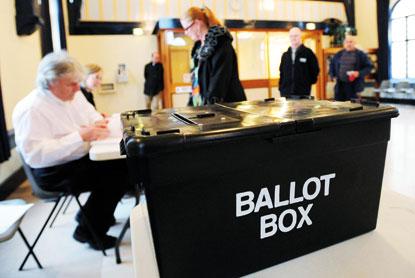 PollingstationPA