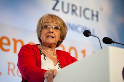Margaret Hodge at CIPFA 2014