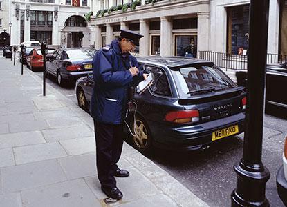 Traffic warden_Alamy