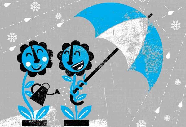 Business Partners, Illustrator: Nathalie Wood