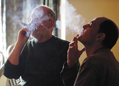p30 smoking