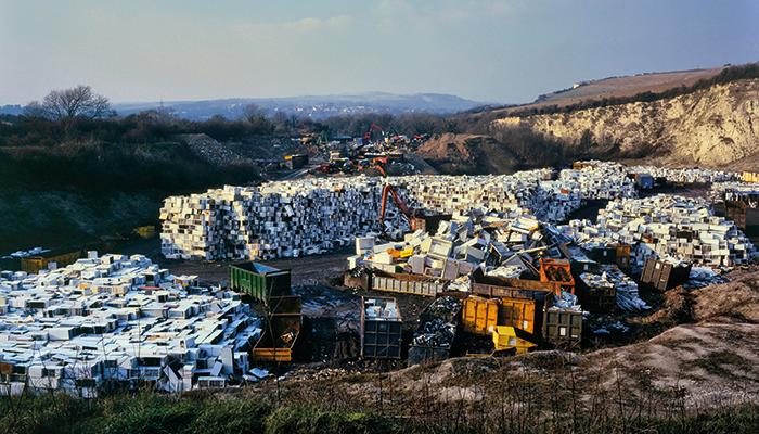 Landfill Alamy