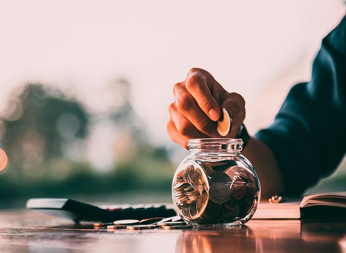 Savings Shutterstock