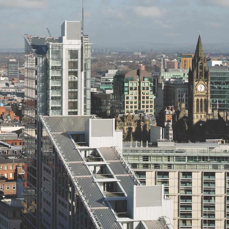 Manchester skyline - Photo:iStock
