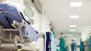Hospital ward - Photo: Shutterstock