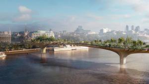 Garden Bridge - Source: Arup