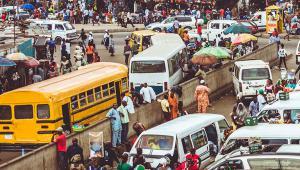 Downtown Lagos, Nigeria - iStock