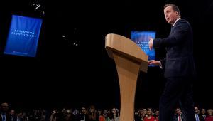 David Cameron 2015 conference