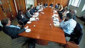 CIPFA roundtable