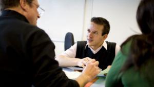 Business meeting - image: iStock