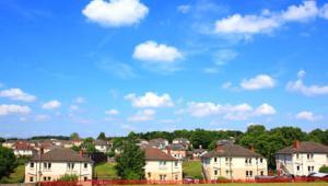 Council housing SHUTTERSTOCK