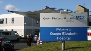 Queen Elizabeth Hospital,Woolwich