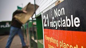 Recyclng centre