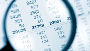 Checking a spreadsheet