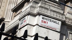 Whitehall street sign - IStock