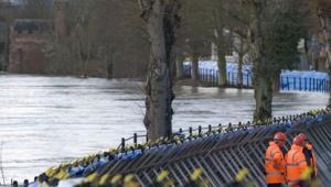 Flooding heavy rain resilience