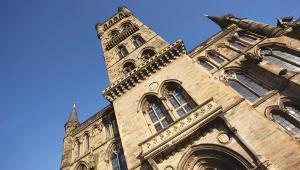 Glasgow University - photo: iStock