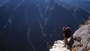 Trekking in the Himalayas Photo: Alamy