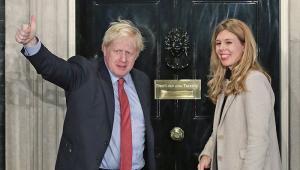 Boris Johnson re-enters No 10