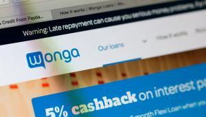 debt Wonga