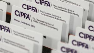 CIPFA Conference badges