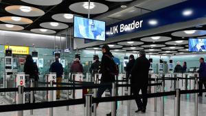 Immigration border control