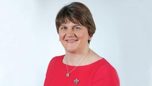 Arlene Foster, DUP leader