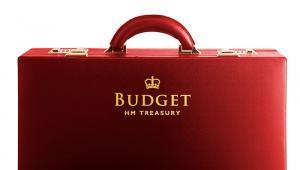 Budget brief case