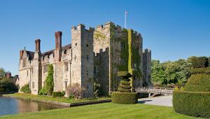 Historic building: Hever Castle