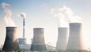 nucleur power station