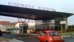 Pinewood studios