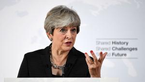 Theresa May - Florence speech