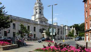 Torquay - Torbay's town hall