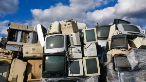 Waste TVs