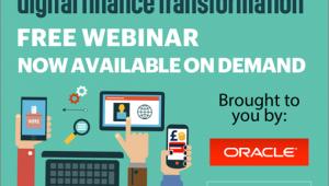 Addressing austerity through digital finance transformation
