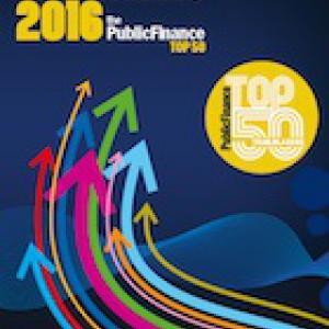 The 2016 Public Finance Top 50