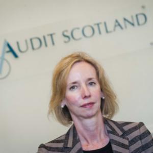 Scotland's Auditor General Caroline Gardner