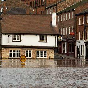 Flooding York