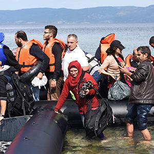 Syrian refugess