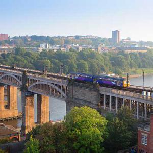 Newcastle upon Type bridge