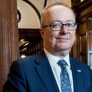 Andrew Burns: CIPFA president
